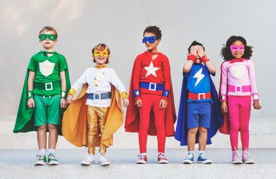 Future Content Marketing Superheroes