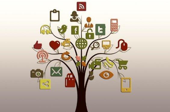 start up social media