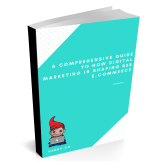 B2B Ecommerce Ebook